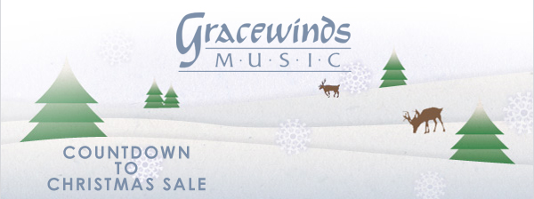 Countdown to Christmas at Gracewinds Music